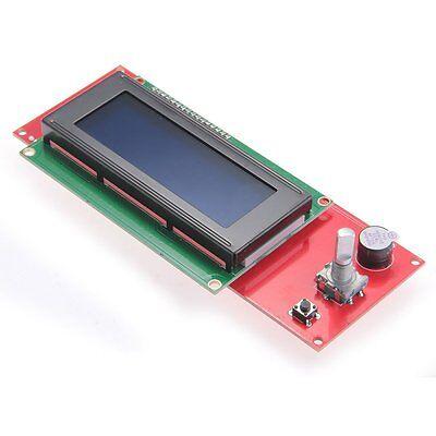 Lcd Display 2004 Smart Controller Reprap Ramps V1.4 3d Printer New Ed