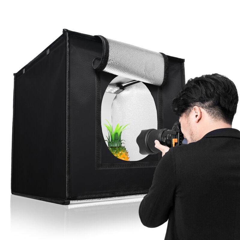 "16"" x 16"" LED Light Photography Soft Box Shooting Tent Photo Studio Portable"