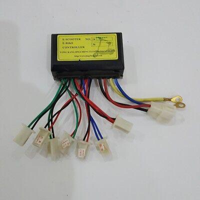 Controlador Regulador de Velocidad 36V 500W E-Quad Eléctrico Miniquad Scooter 10