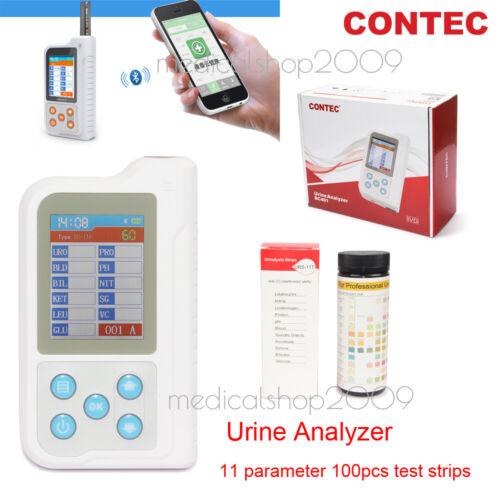 NEW FDA bluetooth URINE ANALYZER 2.4
