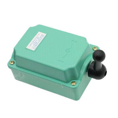 New 60a Green Drum Switch Forwardoffreverse Motor Control Rainproof Reversing