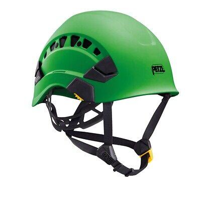Petzl VERTEX Vent Rescue Rope Access Green Helmet EasyClip ANSI OSHA 2019