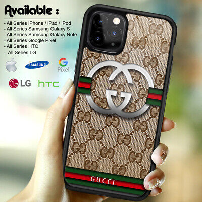 Phone Case iPhone 7 Plus 8 X XR XS Guccy411xCases 11 Pro Max D011 Logo