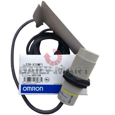 New Omron E2K-X15MF1 Capacitive Inductive Photoelectric Proximity Sensors Switch comprar usado  Enviando para Brazil