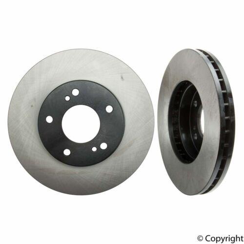 Disc Brake Rotor-Original Performance Rear WD EXPRESS fits 94-98 Nissan 240SX