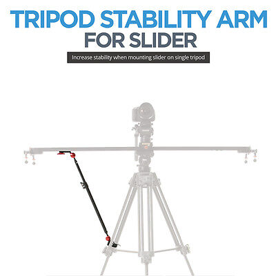 Konova Camera Slider Stability Arm (1EA) For Universail Slider Compatible Tripod