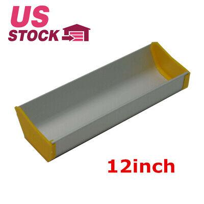 Aluminum 12 Emulsion Scoop Coater Tool For Silk Screen Printing Press-us Stock