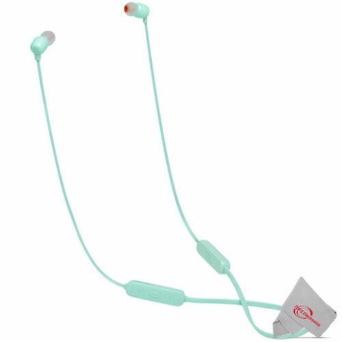 JBL - TUNE 115 BT Bluetooth Wireless In-Ear Travel Headphone