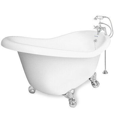67 marilyn clawfoot bathtub