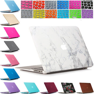 "Plastic Hard Case Shell  + Keyboard Cover for Macbook Air 11"" Inch A1465 A1370"