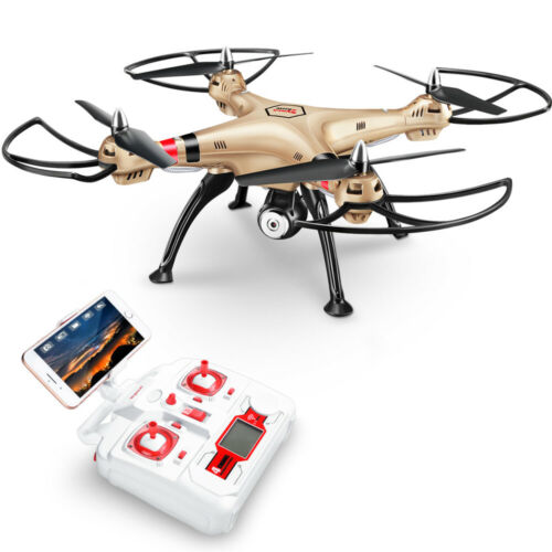 Syma X8HW RC Quadcopter Drone with FPV WIFI 720P HD Camera Helicopter Kid Toy