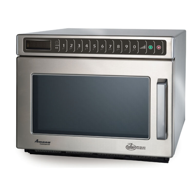 Amana Commercial Heavy Volume Microwave HDC212