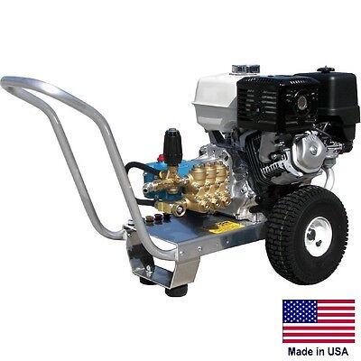 Pressure Washer Commercial - Portable - 4 Gpm - 4200 Psi - 13 Hp Honda Cat-biul