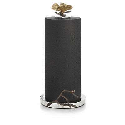 Michael Aram Butterfly Ginkgo Paper Towel Holder Butterfly Paper Towel Holder