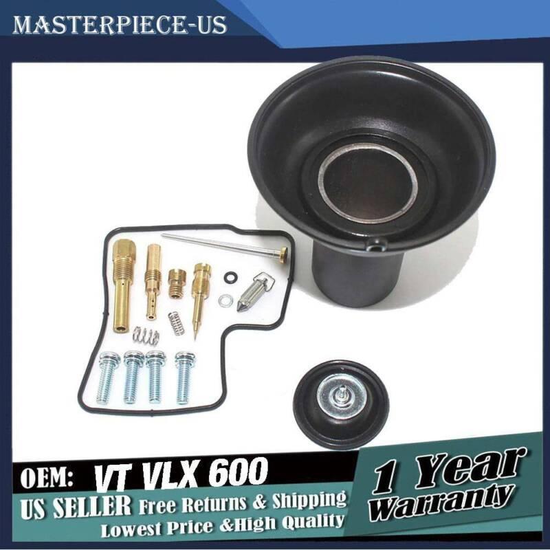 Carburetor Diaphragm Assy For Honda Steed Shadow VT VLX 600 Cylinder Motorbike