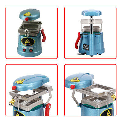 Dental Vacuum Forming Molding Machine Former Heat W Steel Balls Lab Equipment