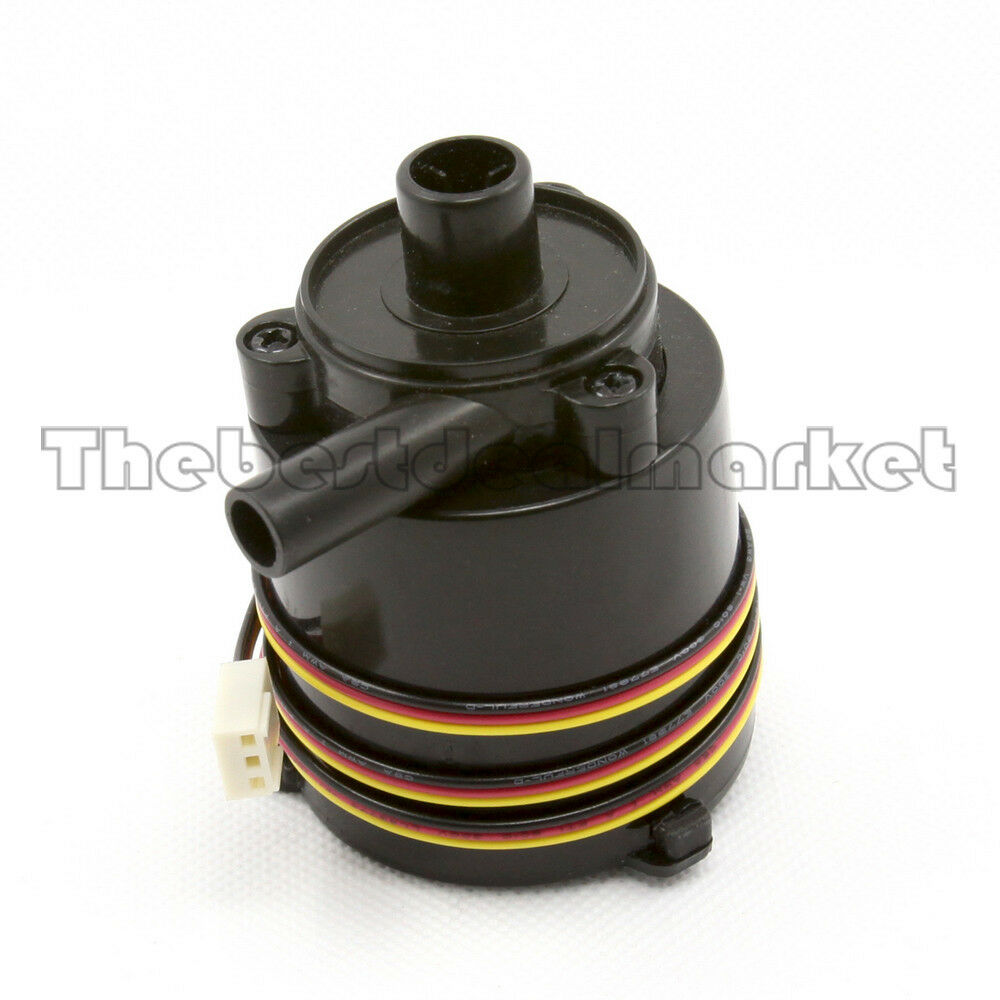 Dc 12v 3 3w Motor Water Cooling Pump No Brushless 3pin