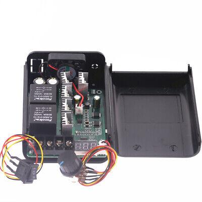 Pwm Dc Motor Speed Controller 60a Cw Ccw Digital Display 0100 Adjustable