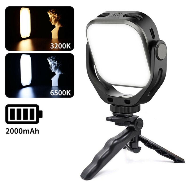 Ulanzi Vijim VL66 Adjustable LED Video Light 360 Rotation Fill Lights + Tripod