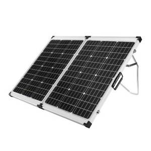 SALE!  120, 160, 250W Folding Solar Panel for Camping - DELIVERED