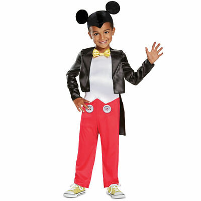 Disney Jr Halloween Costumes (Disney Jr Mickey Mouse Clubhouse Toddler Halloween Costume Size)