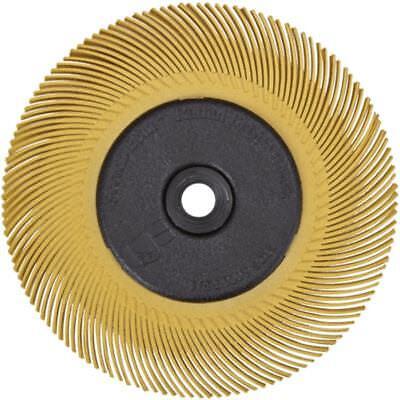 3M Bb-Zb Radial Cepillo Abrasivo Cerdas, Tipo C, Korn 8