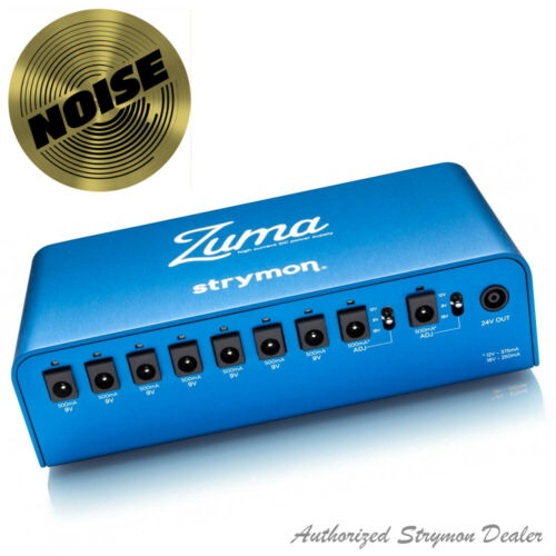 Strymon Zuma - High Current Dc Power Supply Guitar & Bass Pedal Power