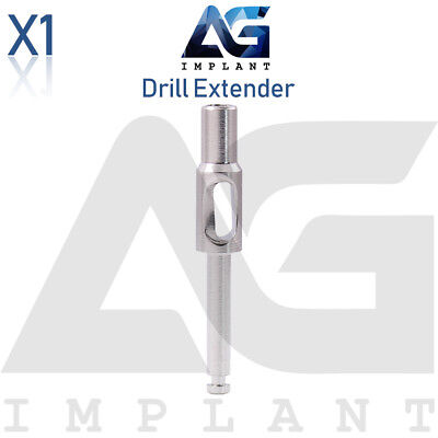 Drill Extender External Irrigation Surgical Tools Dental Implant
