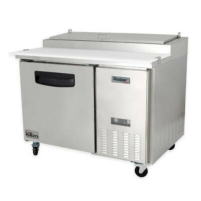 Centaur Cpr-44 47 15 Centaur Plus Pizza Prep Table Refrigerated Base 115v