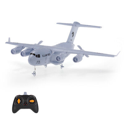Best C-17 2.4GHz 2CH 373mm Wingspan RC Airplane Transport Aircraft EPP RTF (Best Rtf Rc Plane)