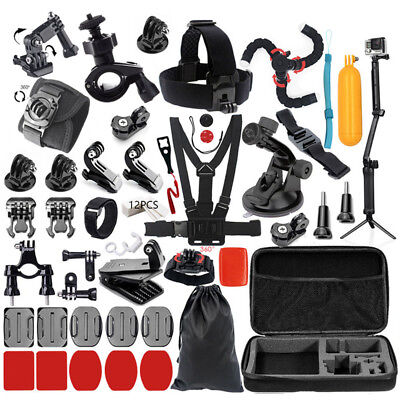 Accessories Kit Mount for Gopro go pro hero 9 8 7 6...