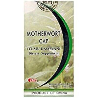 - Motherwort Cap,Yi Mu Cao Wan, 60 Capsules