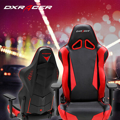 Dxracer Office Chairs Ohrb1nr Ergonomic Desk Chair Computer Comfortable Chair