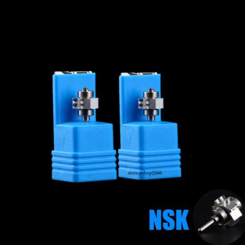 2*Cartridge Turbine Rotor for NSK LED Dental High Speed Handpiece PANA PAX-SU B2