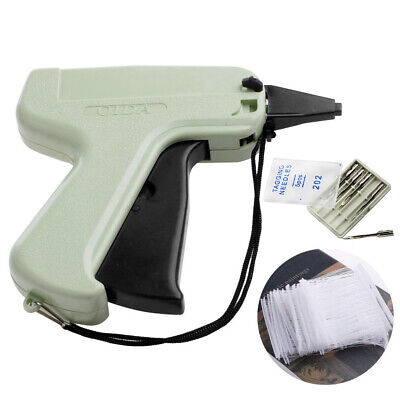 Tagger Tool Clothes Garment Price Label Tagging Tag Gun 11000 Barbs 5 Needles