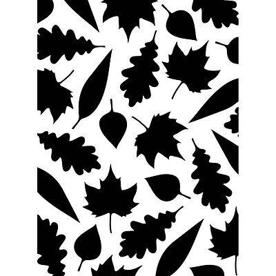 Assorted Leaves - #5  Darice Embossing Folder Essentials