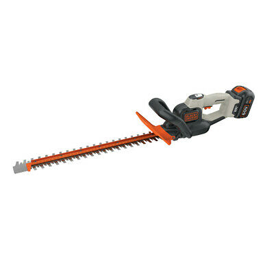 Black and Decker LHT360C 60V MAX* POWERCUT 24 In Hedge Trimm