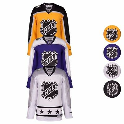 2017 NHL Official All Star Game REEBOK Premier Jersey Collection Men's