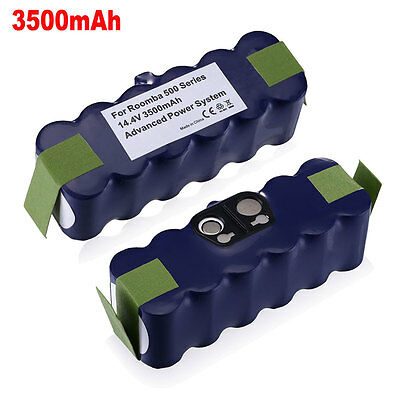 3500mAh APS Battery for iRobot Roomba 500 510 530 550 570 580 600 700 800 870