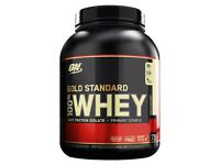 OPTIMUM NUTRITION 100% GOLD STANDARD WHEY PROTEIN 2.28KG