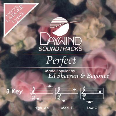 Ed Sheeran   Beyonce   Perfect    Accompaniment Performance Track   New