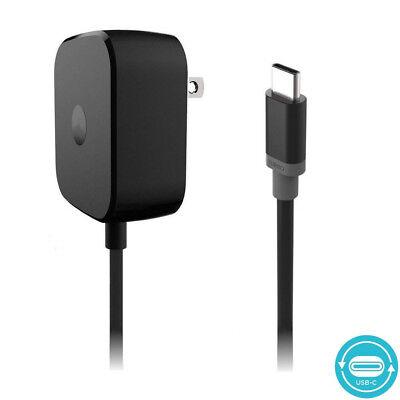 UK Plug15W Fast Turbo Charger USB C Wall AC Plug For Motorola Moto Z Force Droid