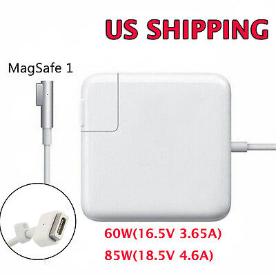 85w Apple - 85W/60W Wall Charger Power Supply Cord Adapter For Apple MacBook Pro 13.3