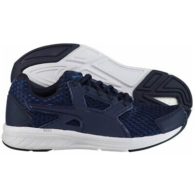 Men's Puma NRGY Driver Peacoat Blue Running Shoes Trainers UK Size 6 - 11