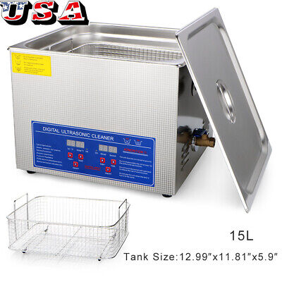 Hot Sale Ultrasonic Cleaner In Professional Digital Cleaner Machine Homeuse Usa