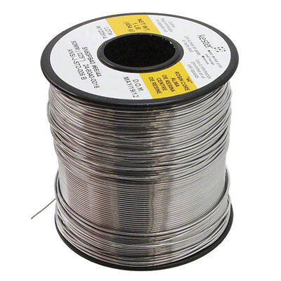 Kester 24-6040-0018 1-pound 44 Activated Rosin Cored Wire Solder Roll Sn60 Pb40