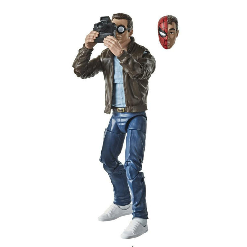 Hasbro Marvel Legends Series Spider-Man 6-inch Collectible Peter Parker Action