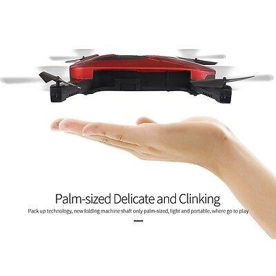 Usa Stock Foldable Rc Quadcopter Drone Altitude Hold Hd Camera Wifi Fpv Selfie