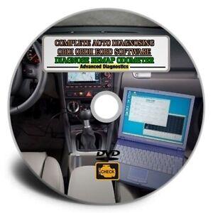 obd obd2 obdii laptop auto diagnosing scanner ecu chip tuning odometer software ebay. Black Bedroom Furniture Sets. Home Design Ideas