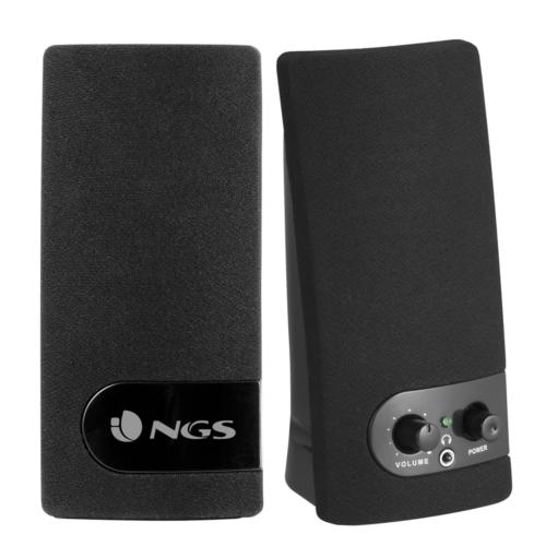 NGS SB150 Multimedia 2.0 Stereo Speakers for Laptop , Deskto